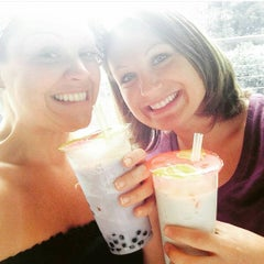 Photo taken at O-CHA Tea Bar by Mallie M. on 9/17/2015