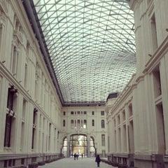 Photo taken at Palacio de Cibeles by Ana G. on 11/25/2012