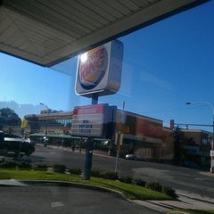 Photo taken at Burger King® by Mia V. on 9/25/2012