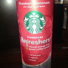 Photo taken at Starbucks by Greedy P. on 6/26/2013