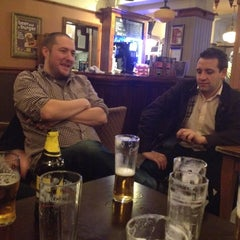 Photo taken at The Saddler's Arms by Chris H. on 11/23/2012
