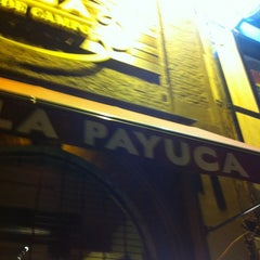 Photo taken at La Payuca by Lea R. on 12/18/2012