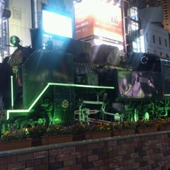 Photo taken at 新橋駅前 SL広場 by Satoshi T. on 10/25/2012