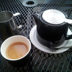 Photo taken at Once Over Coffee Bar by Surinderjeet S. on 2/24/2013