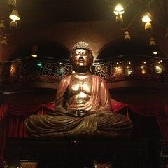 Photo taken at Buddha Bar by Serg Y. on 7/22/2013