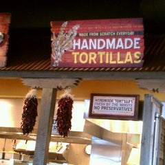 Photo taken at Cafe Rio Mexican Grill by Wicked K. on 9/22/2012