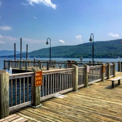 Photo taken at Lake George, NY by Gwen I. on 7/13/2015