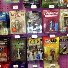 Photo taken at Archie McPhee by Abbi L. on 7/23/2013