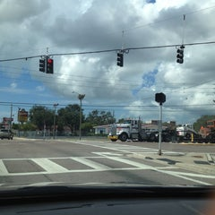 Photo taken at Park Blvd & Seminole Blvd by Don Mabura G. on 10/4/2012