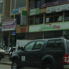 Photo taken at Safaricom Customer Care by Mabura G. on 8/22/2013