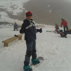 Photo taken at The Remarkables Ski Area by Fernando M. on 9/13/2014
