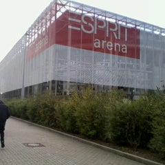 Photo taken at ESPRIT arena by Sandra F. on 9/22/2012