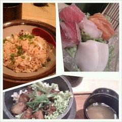 Photo taken at Tokyo Shokudo (吉野食堂) by Munyee on 2/1/2013
