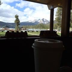 Photo taken at Redfish Lake Lodge by Ryan R. on 6/17/2014