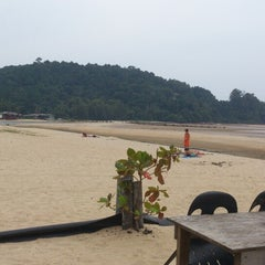 Photo taken at Pantai Cherating by sock sing on 7/27/2013