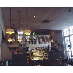 Photo taken at Charlie's Café by Irina R. on 8/14/2014