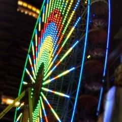 Photo taken at Beirut Luna Park by Taher K. on 7/18/2014