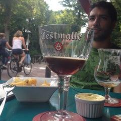 Photo taken at Parkcafé Buiten by Fehmi Y. on 7/24/2014