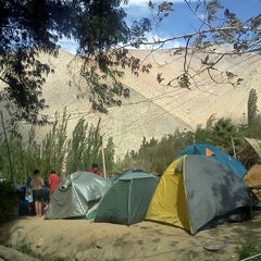 Photo taken at Camping Rancho Rodriguez by Diego V. on 2/23/2013