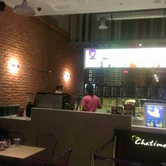 Photo taken at Chatime by Cassy W. on 10/5/2012
