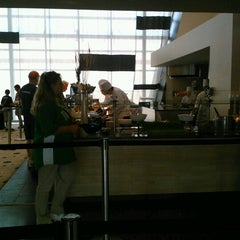 Photo taken at Delta Sky360 by Theresa K. on 9/16/2012