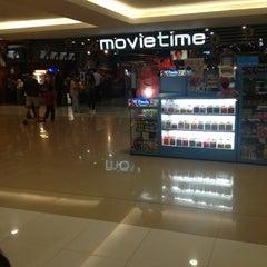 Photo taken at SM Cinemas Megamall by Jason M. on 9/18/2012