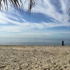 Photo taken at Kemala Beach & Resto by Budi O. on 12/7/2014