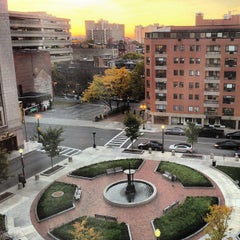 Photo taken at Boston Park Plaza by Colleen H. on 10/23/2012