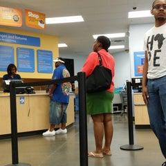 Photo taken at Walmart Supercenter by LaMont'e B. on 4/25/2014
