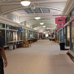 Photo taken at Morrisville Outlet Mall by LaMont'e B. on 9/6/2014