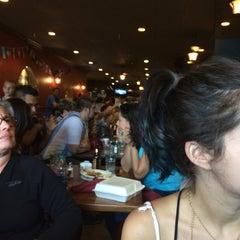 Photo taken at El Patio Argentine Café by Love Boat Captain on 6/21/2014