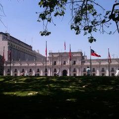 Photo taken at Plaza de la Constitución by roberto v. on 1/7/2013
