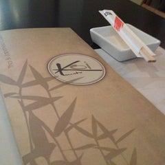 Photo taken at Koi Sushi by Alejandra H. on 9/21/2012