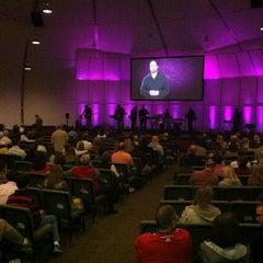Photo taken at NorthStar Church by Daniel B. on 12/16/2012