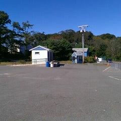Photo taken at Rockport Transfer Station by Alex on 9/16/2012