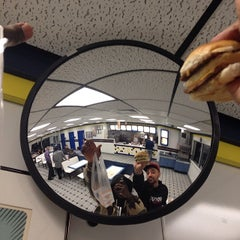 Photo taken at White Castle by Hood C. on 5/6/2014