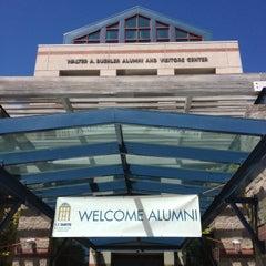 Photo taken at Buehler Alumni Center by Anthony V. on 4/20/2013