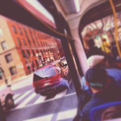 Photo taken at X2 Metrobus by Jason T. on 10/4/2013