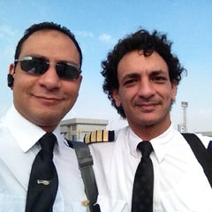Photo taken at Petroleum Air Servecis Abron by Hazem A. on 9/22/2012