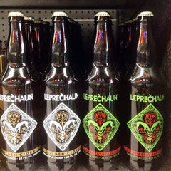 Photo taken at Spec's Wines, Spirits & Finer Foods by Leprechaun Cider Company on 4/8/2014