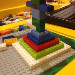 Photo taken at The LEGO Store by Chelsea L. on 11/17/2012