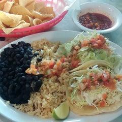 Photo taken at Wahoo's Fish Taco by Jim B. on 12/10/2014