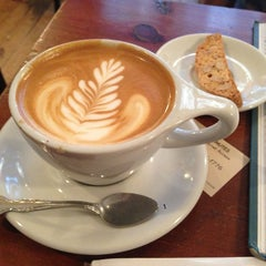 Photo taken at Birch Coffee by Alper D. on 5/16/2013