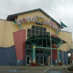 Photo taken at Family Fun Center by Hooman T. on 2/8/2013