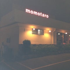 Photo taken at Momotaro Japanese Restaurant by M C S. on 9/16/2012