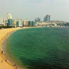 Photo taken at 웨스틴 조선 부산 (Westin Chosun Busan) by Jiae L. on 10/6/2012