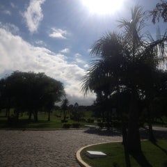 Photo taken at Centro de Treinamento do Caju by Weslley R. on 2/5/2013
