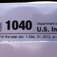 Photo taken at U.S. Post Office by Shila Y. on 4/15/2013