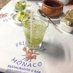 Photo taken at Princípe de Mônaco Bar e Restaurante by Diogo D. on 7/11/2015