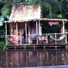 Photo taken at Jungle Cruise by John P. on 6/6/2013